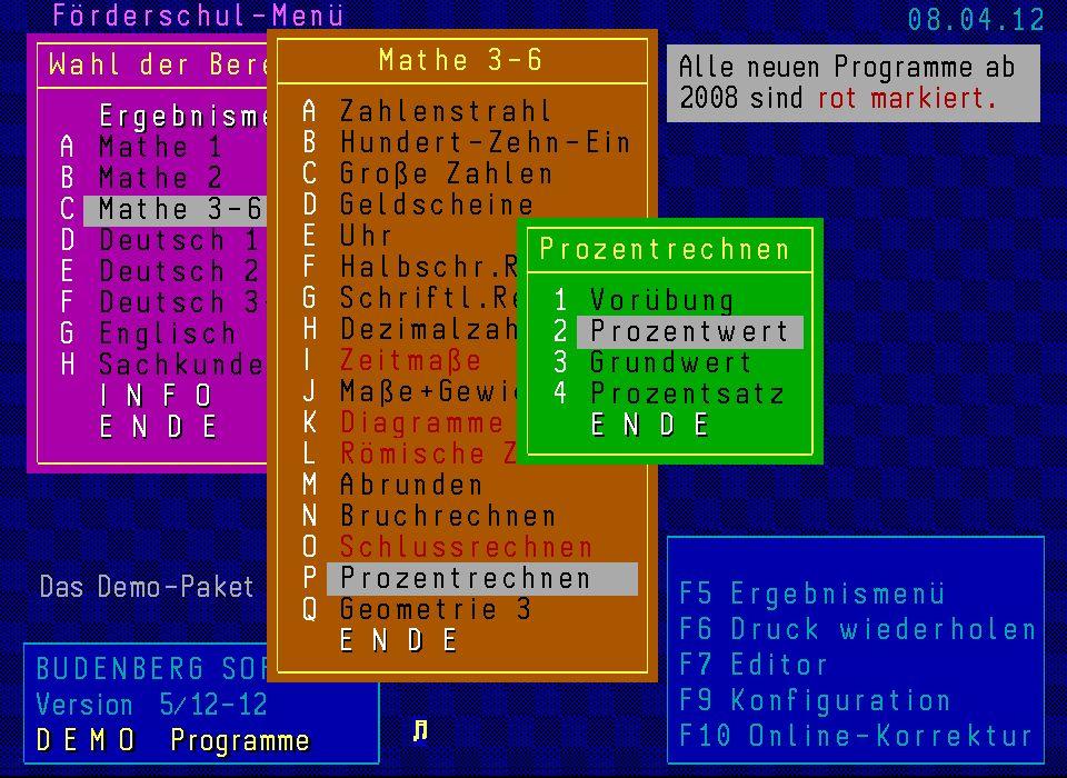 budenberg lernsoftware